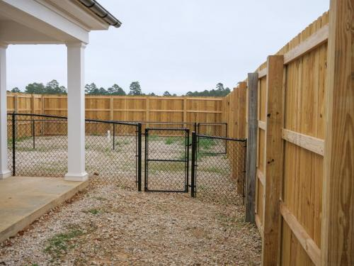 3 Enclosed Dog Play Yards